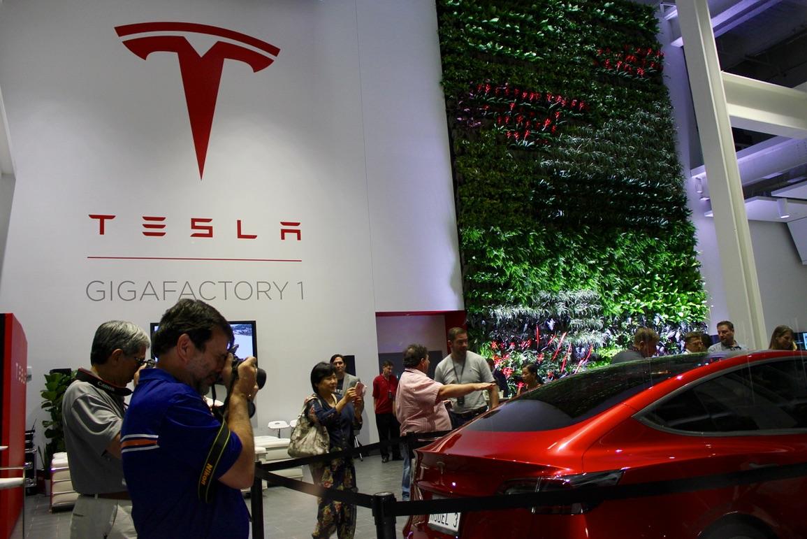 Tesla-Gigafactory-Model-3