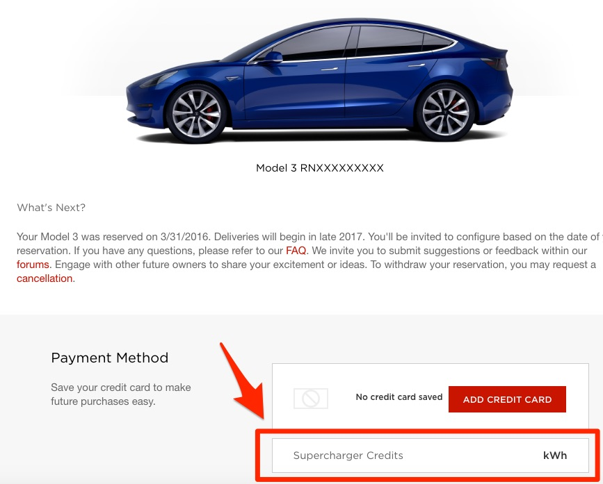 Tesla-Model-3-Supercharger-credits