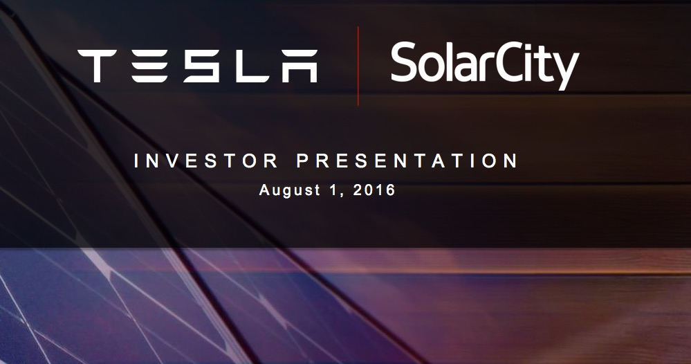 Tesla-SolarCity-Merger