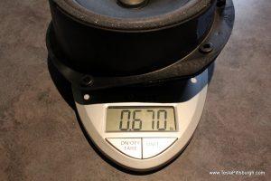 factory stock speaker weight tesla pittsburgh