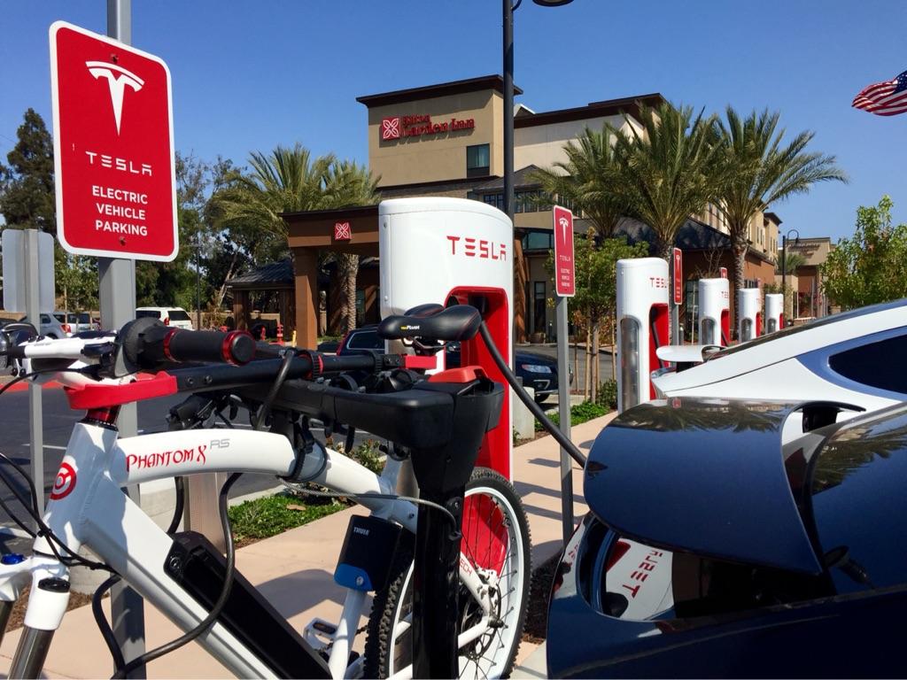 Redondo Beach Supercharger
