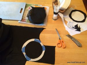 templates for fabricated felt speaker gaskets tesla pittsburgh