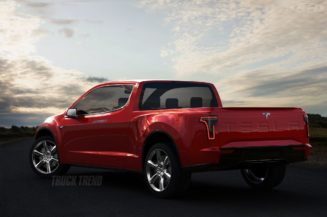 Tesla's first pickup truck won't be out of place in 'Blade ...