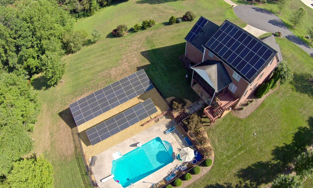 Tesla Hacker Reveals Impressive Off Grid Home Powered By
