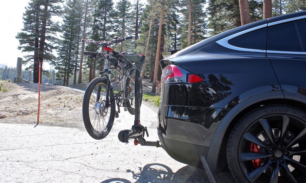 Tesla Removes Model X Factory Installed Accessory Hitch