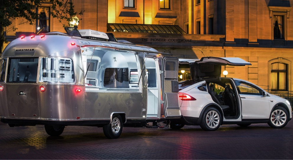 Model-X-tow-airstream-trailer
