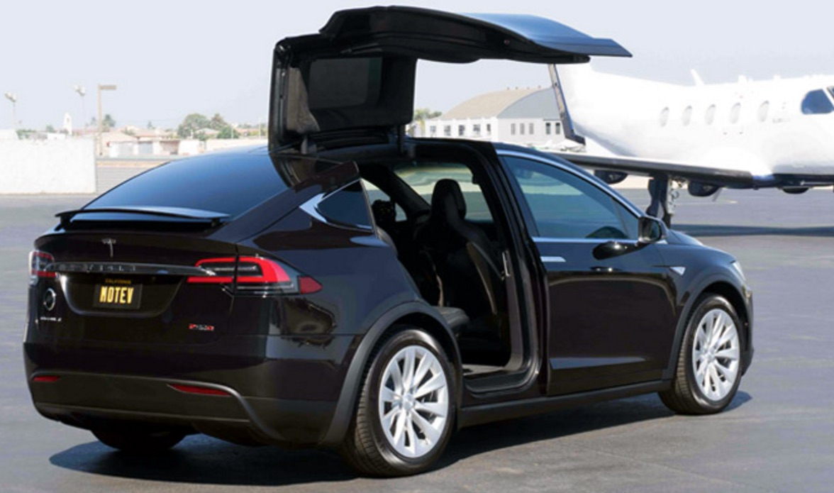 Tesla car service