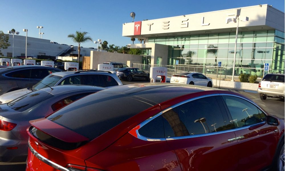 Tesla Makes Third Attempt To Bring Its Showroom To San