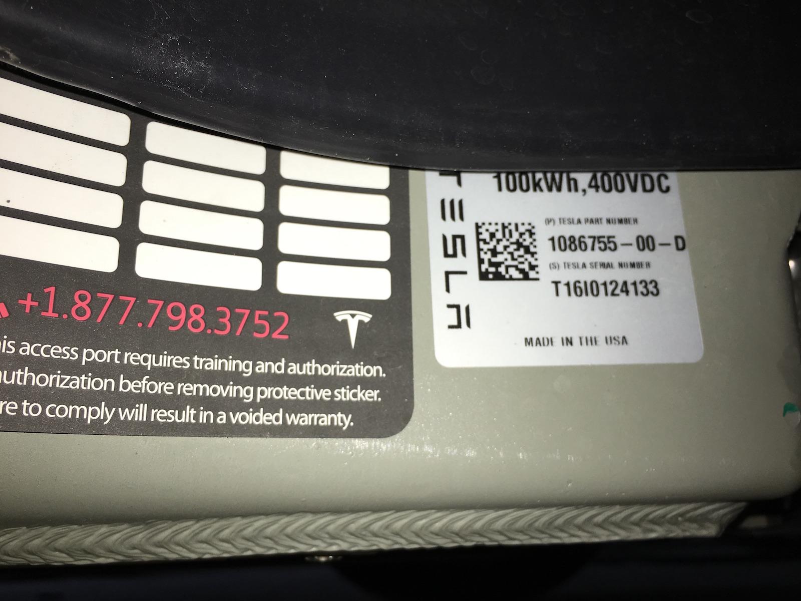 tesla-100kwh-p100d-battery-serial