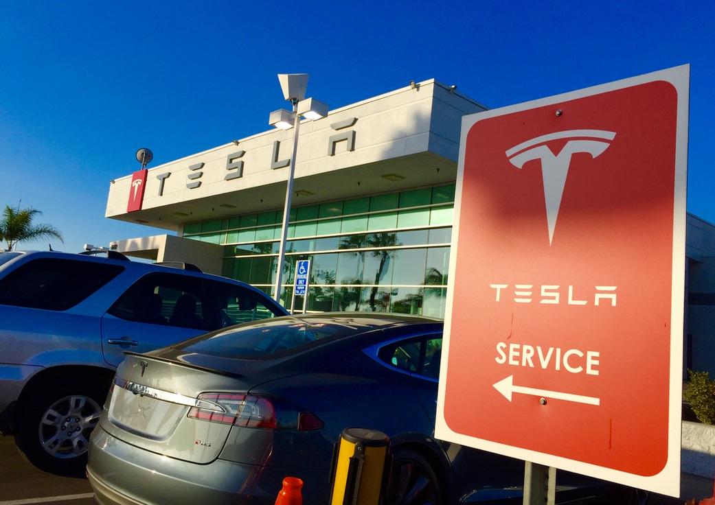 Tesla Service Buena Park