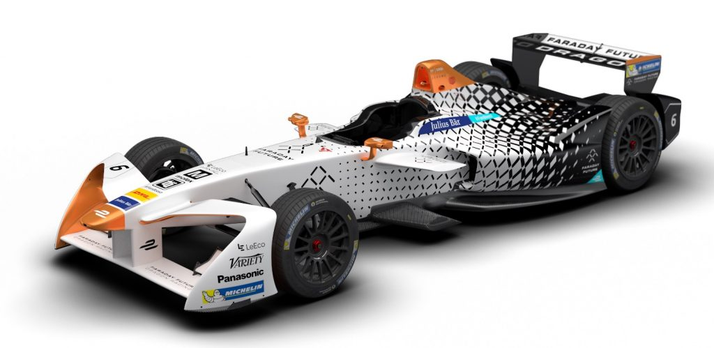 Faraday Future Formula E Drag Racing Team