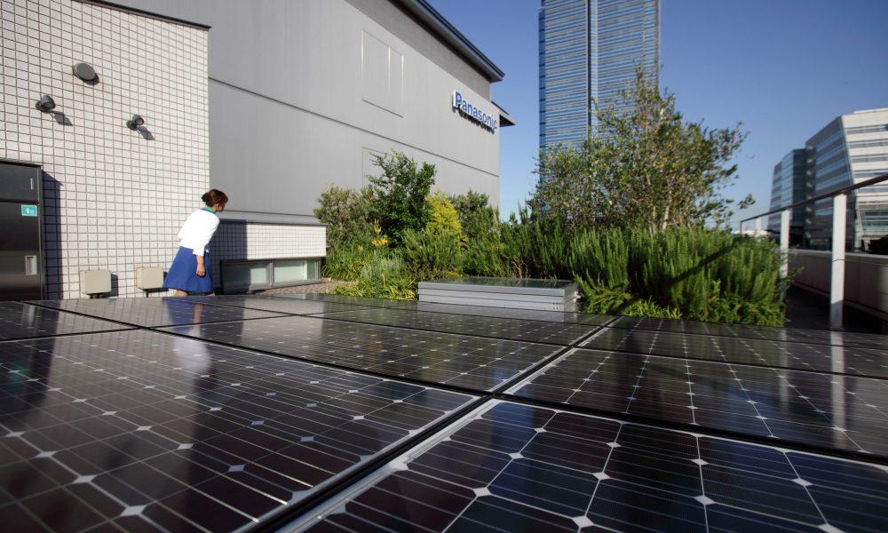 Tesla And Panasonic To Collaborate On Solar Panel