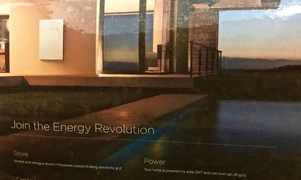 Did Tesla S Powerwall 2 0 Just Get Leaked Ahead Of The