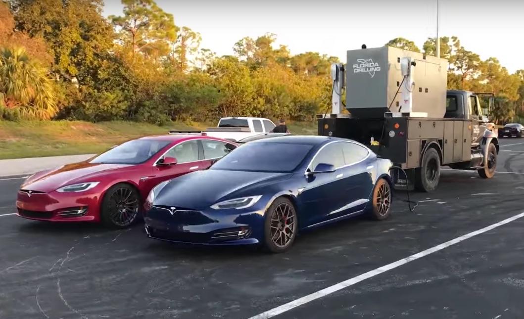 Tesla p100d hp