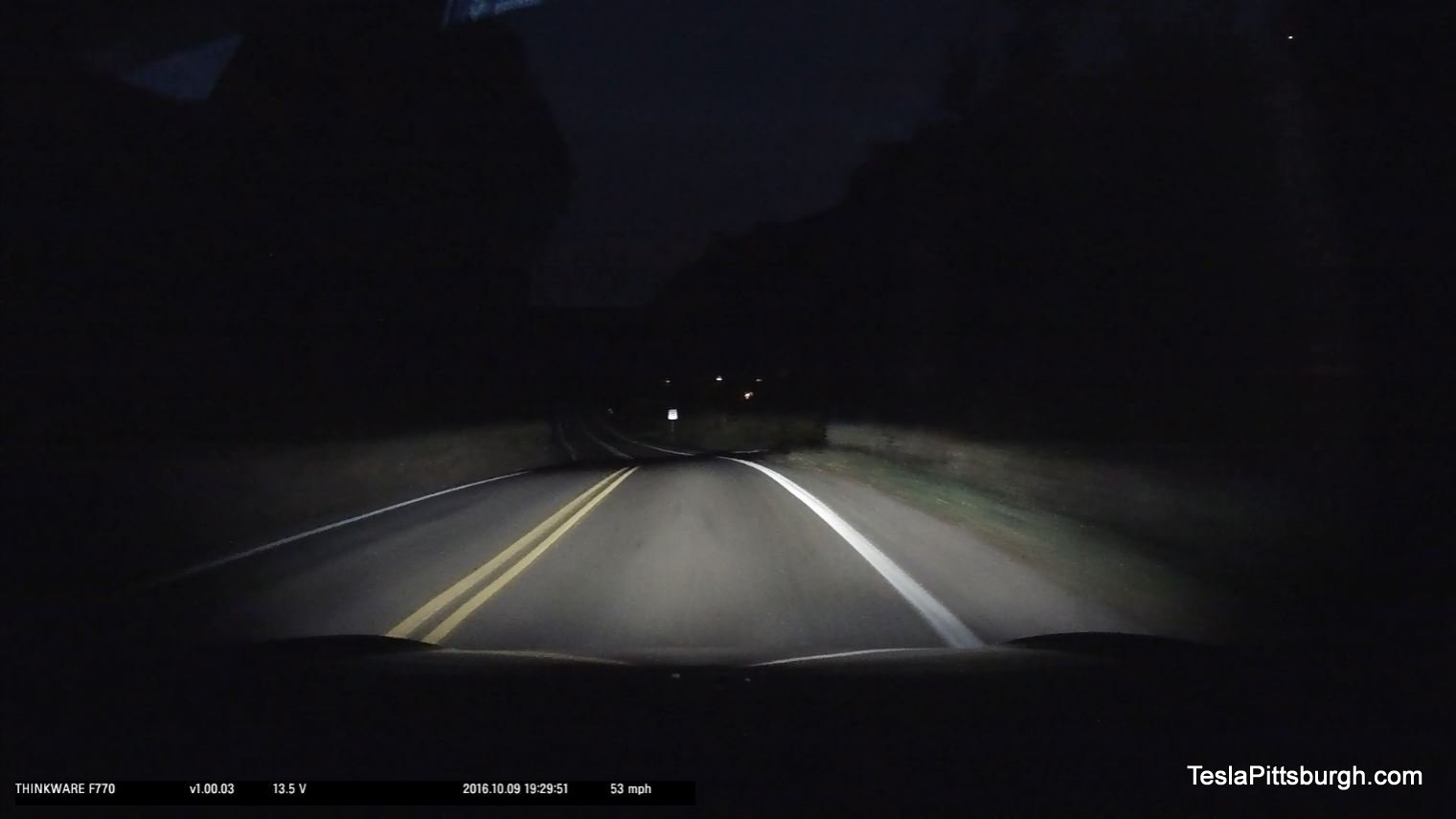 tesla-pittsburgh-dashcam-review-thinkware-f770-camera-mingo-night-curves