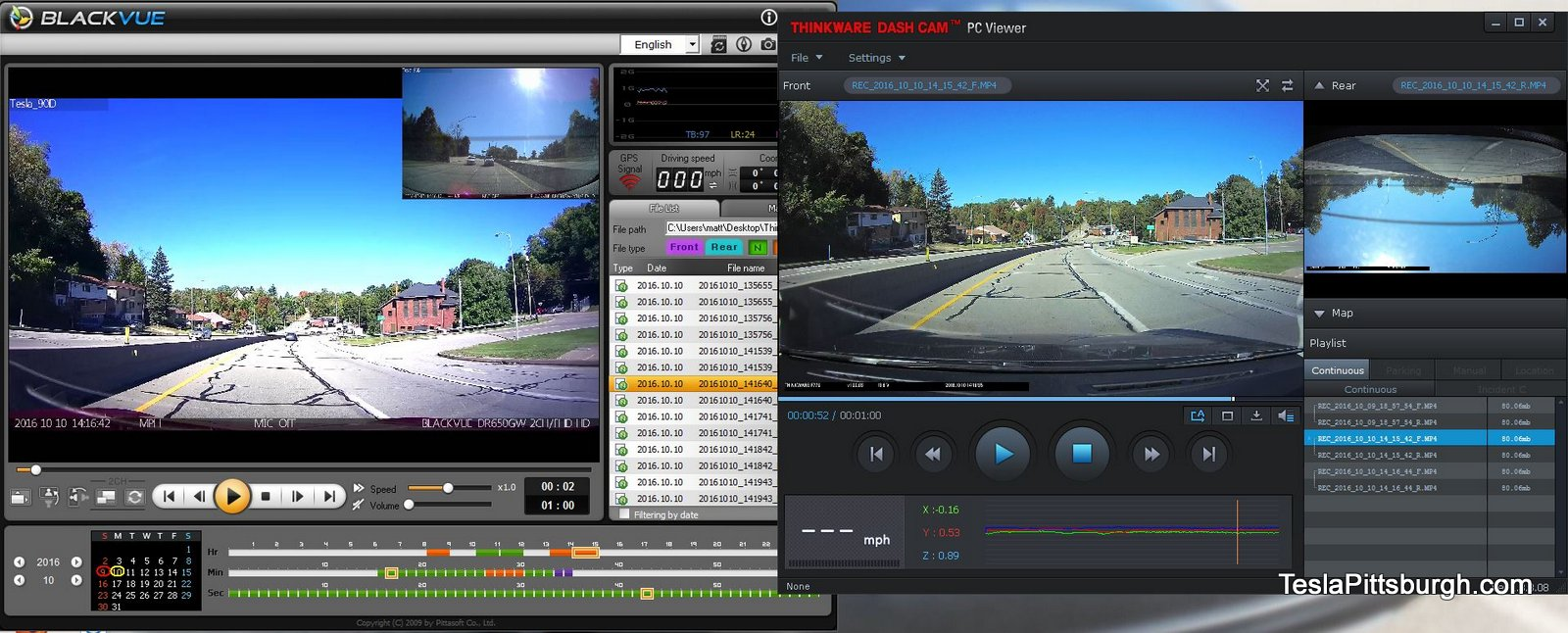 tesla-pittsburgh-dashcam-review-thinkware-f770-camera-software-comparison-daylight-mcknight-1