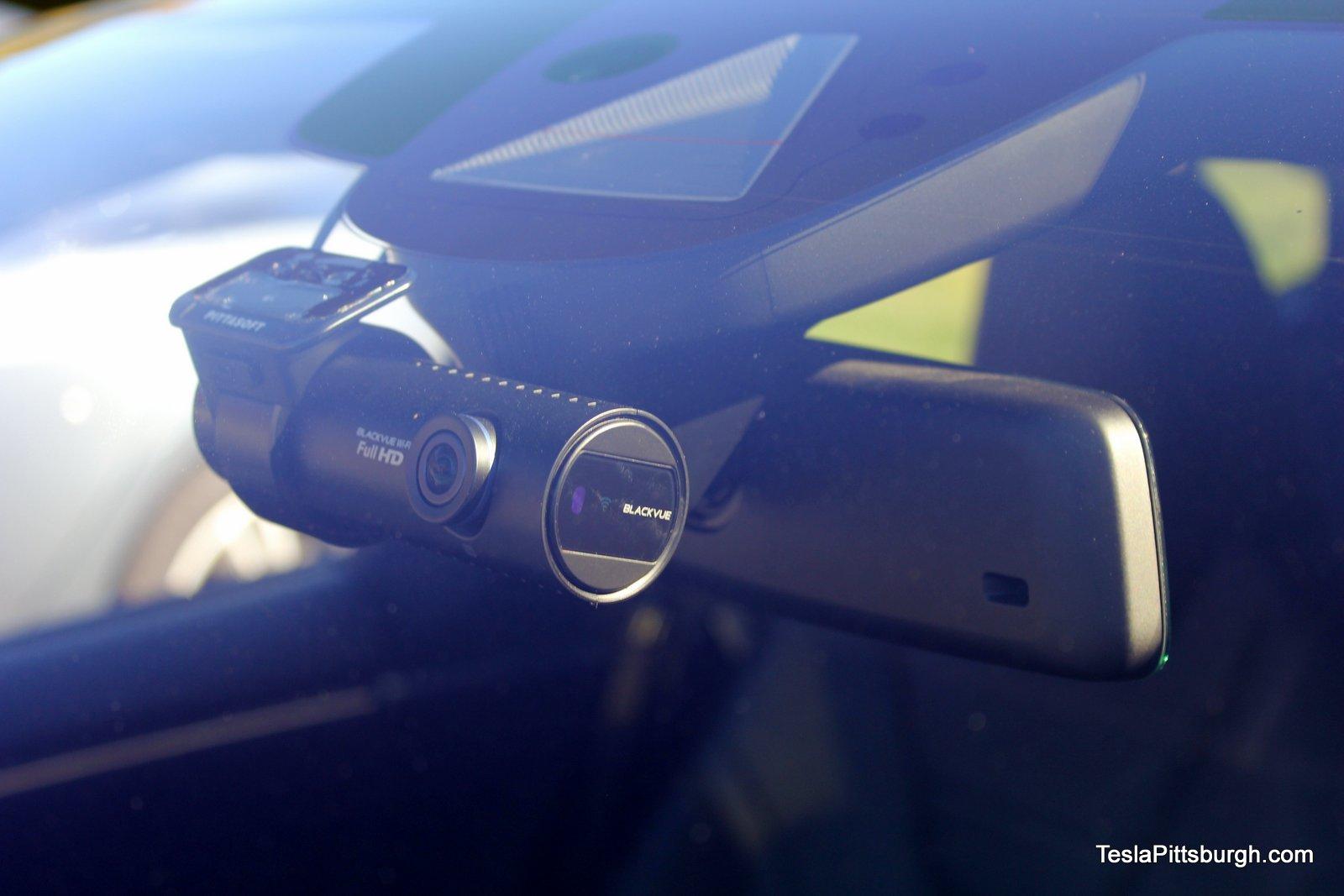 tesla-pittsburgh-review-blackvue-windshield-dashcam-camera