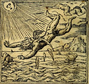 """Flight of Icarus"" 