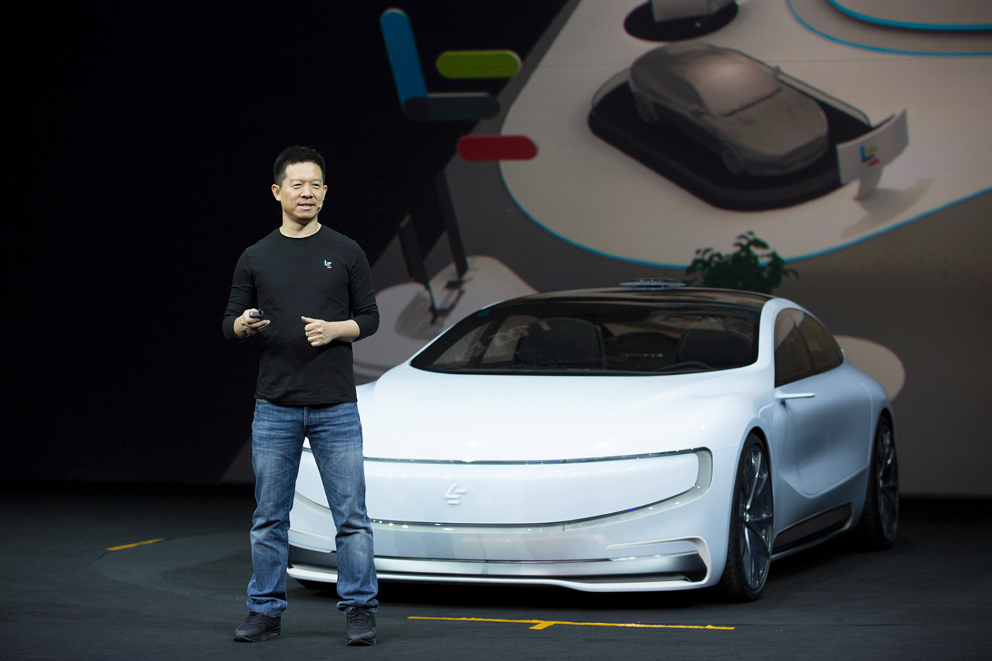 Chinese Billionaire Behind Faraday Future Secures 600 Million For