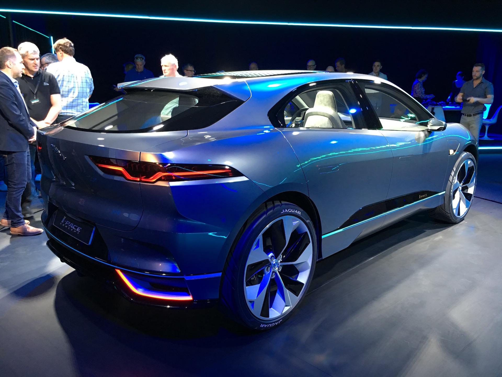 Jaguar I Pace Concept 1