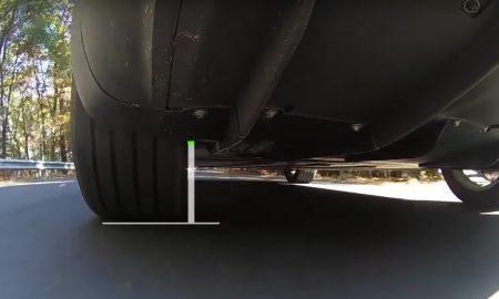 Tesla Model X negative camber 'Very Low'