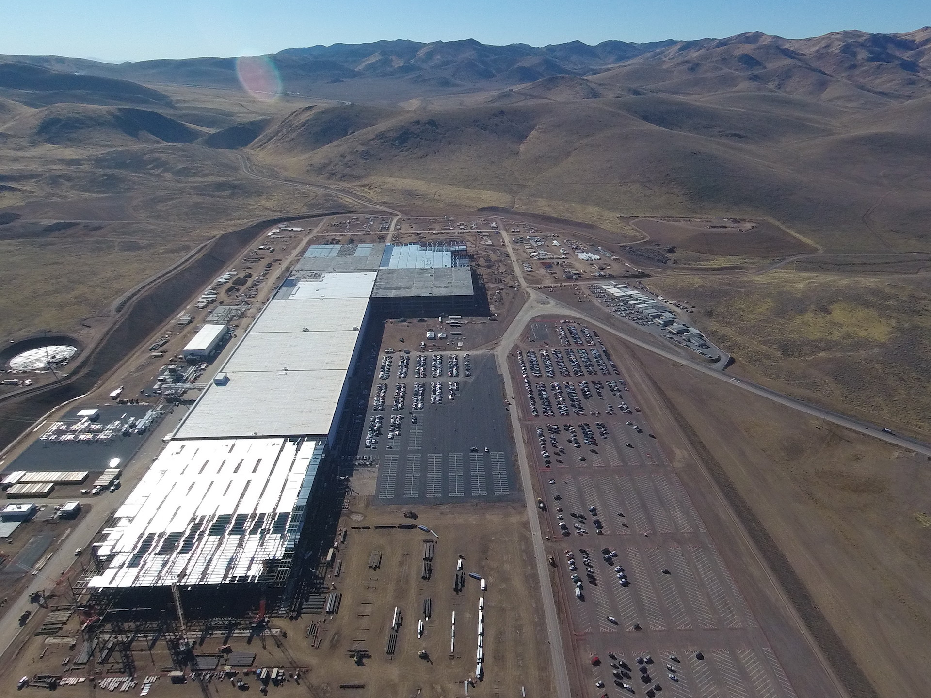 Tesla Gigafactory Update 31 New Permits 2x In Size 2170