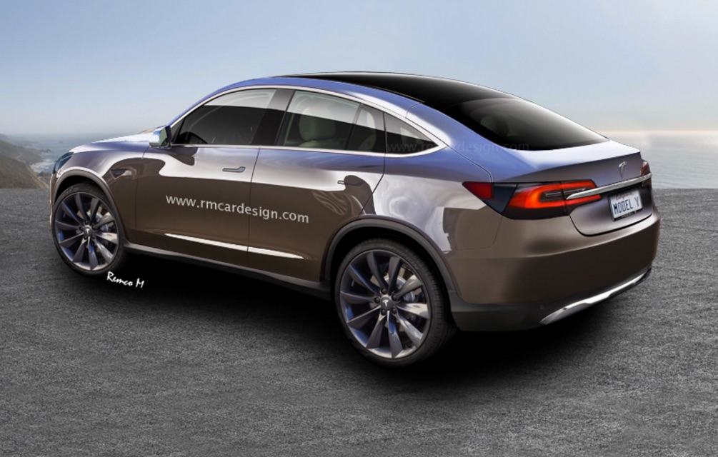 Tesla Model Y Compact Suv Will Be Arriving Quot In A Few Years