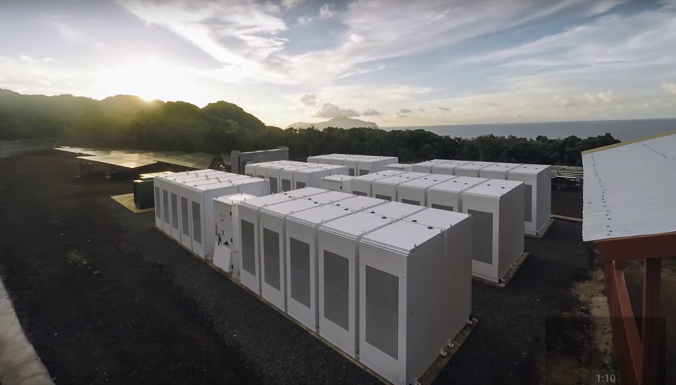 Could Tesla Really Rebuild Puerto Rico S Grid With