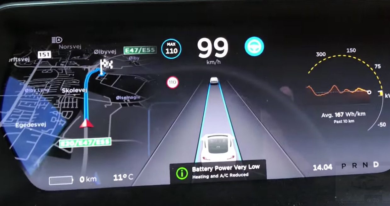 tesla-run-out-battery-0-range