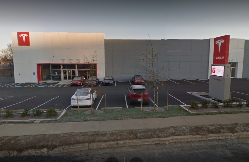 tesla-vienna-virginia-service-center
