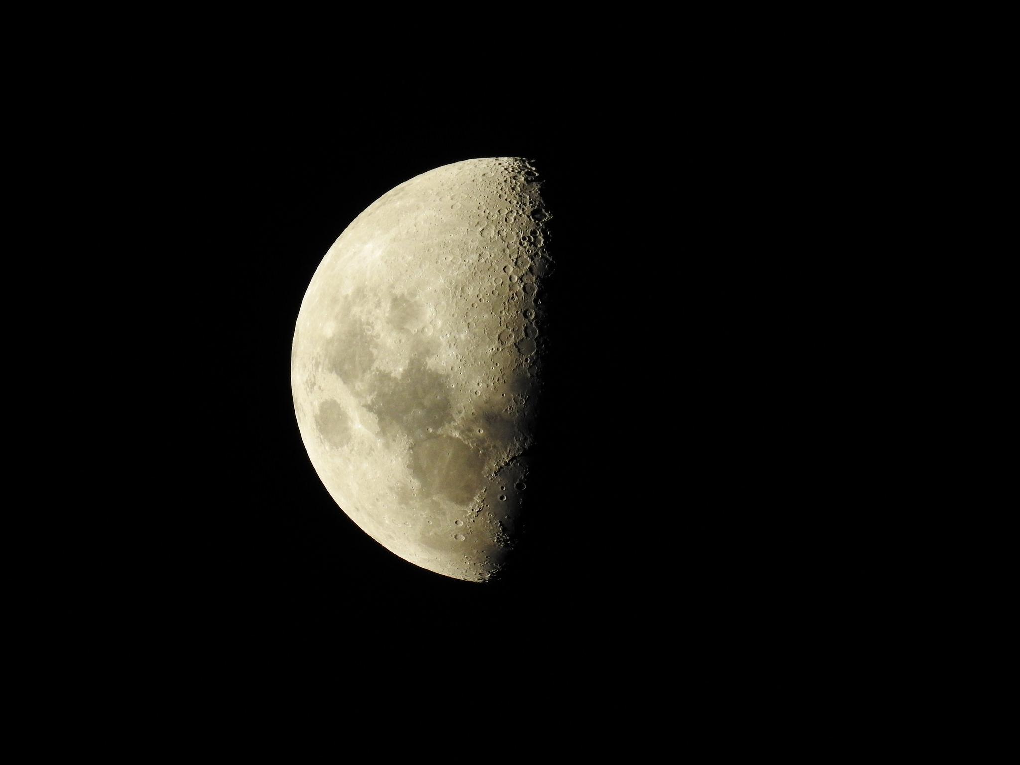 Half Moon   Credit: Flickr