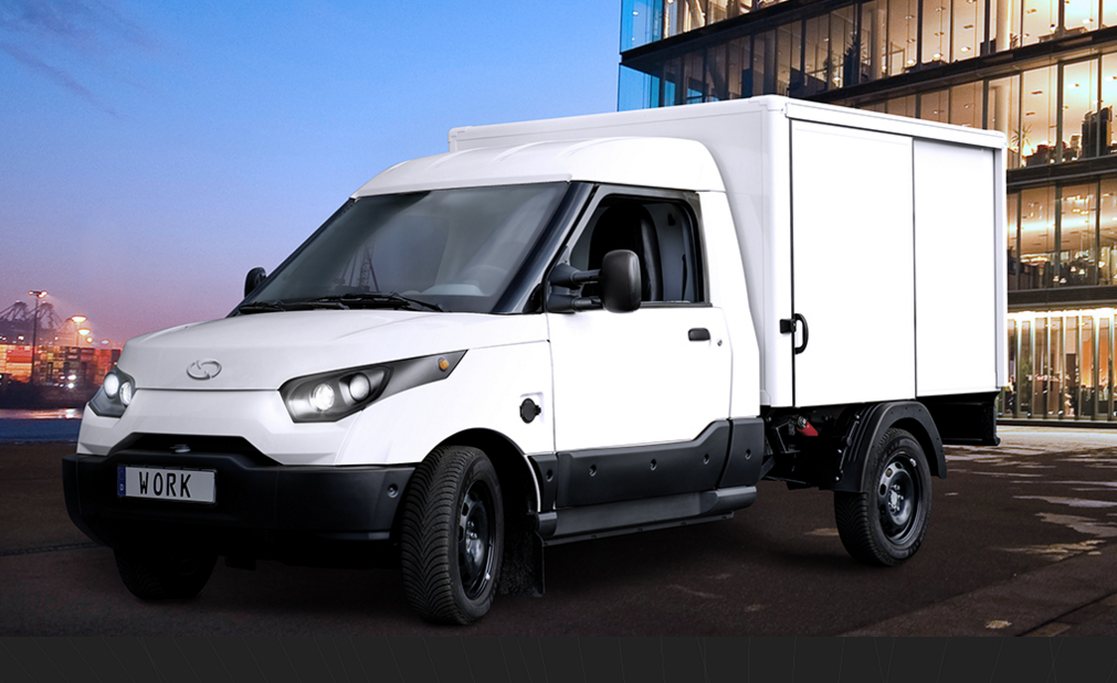 Electric trucks from large to small vital to Tesla\'s Master Plan