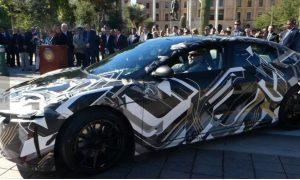 Lucid Motors in Arizona