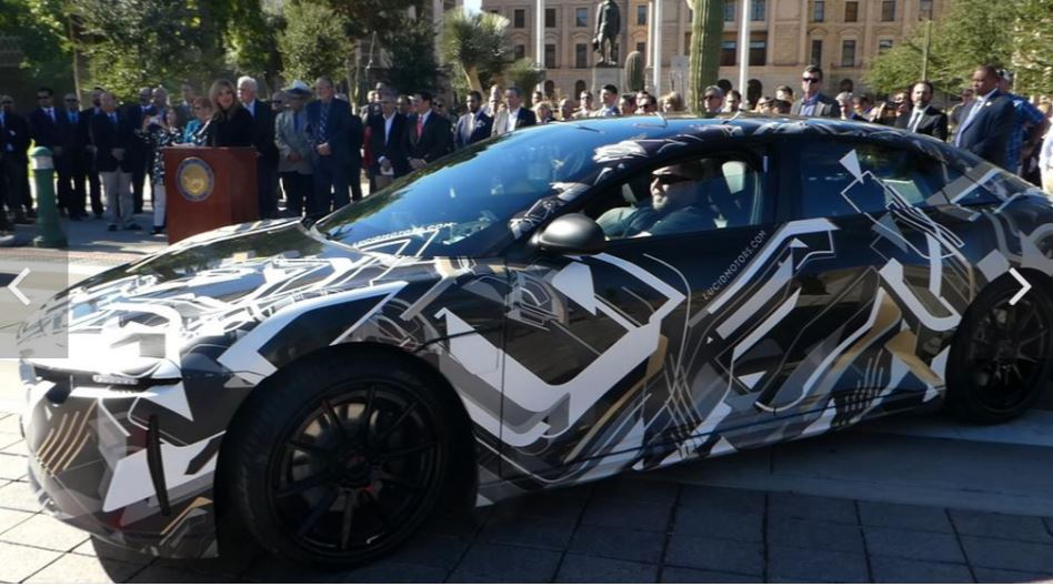Lucid Motors in Arizona