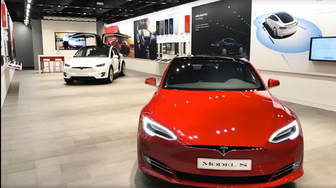 Tesla model s vs x