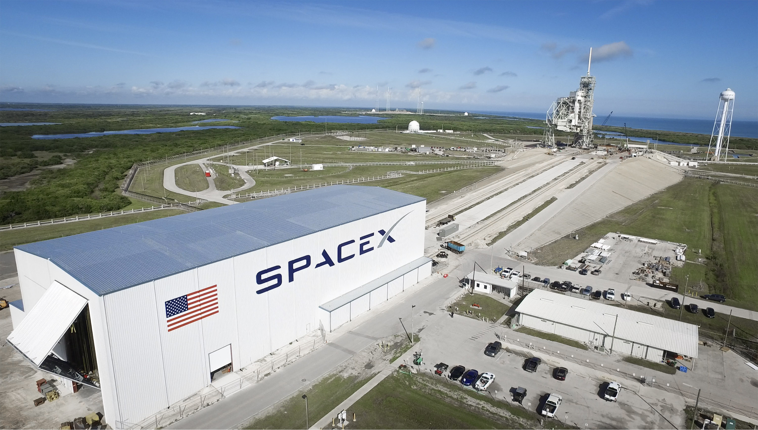 SpaceX-Cape-Canaveral-FL