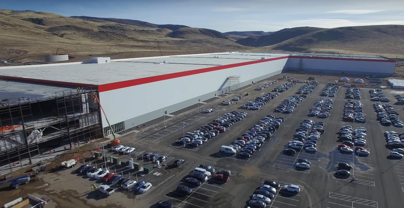 Tesla Gigafactory Jobs >> Nevada Says Tesla Gigafactory On Pace To Hire 54 More Workers Than