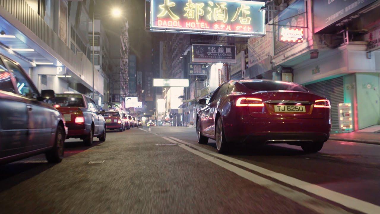 Tesla-Hong-Kong-streets