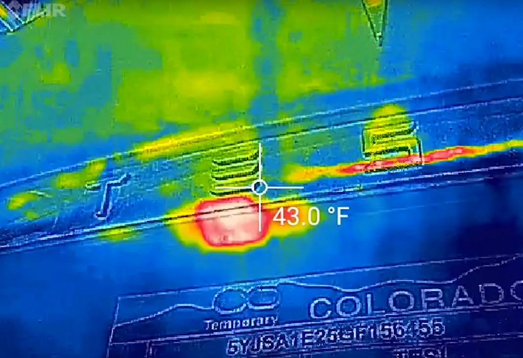 Tesla-heated-cameras-flir-image