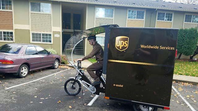 UPS eBike
