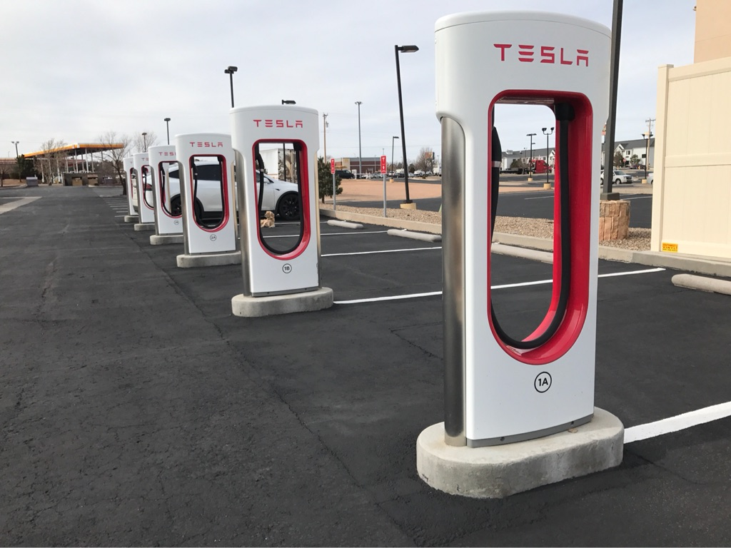 Tucumcari Supercharger