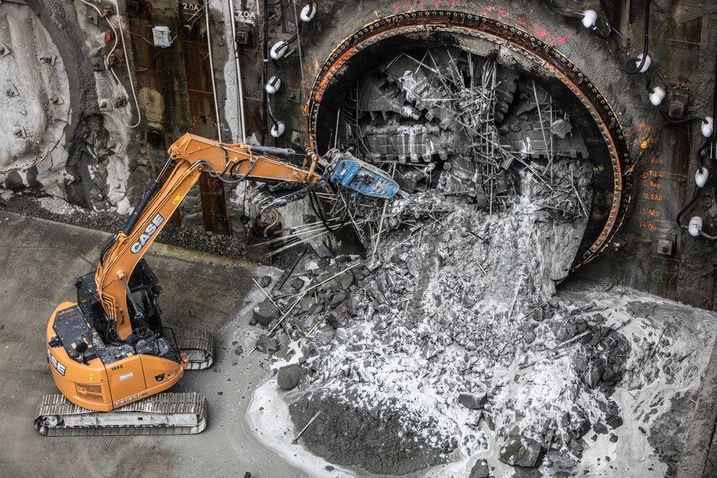 tunnel-digging-machine