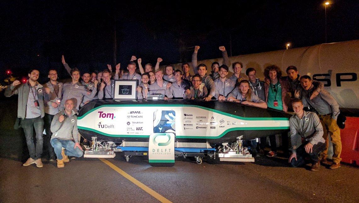 Delft-wins-hyperloop-pod-competition