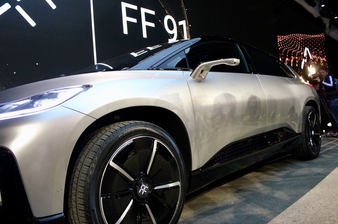 Faraday Future Says Owners Will Be Igned An Ffid A Personal Identification Code That Allow Any Car To Configure Itself The