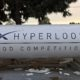 Hyperloop test track outside of SpaceX
