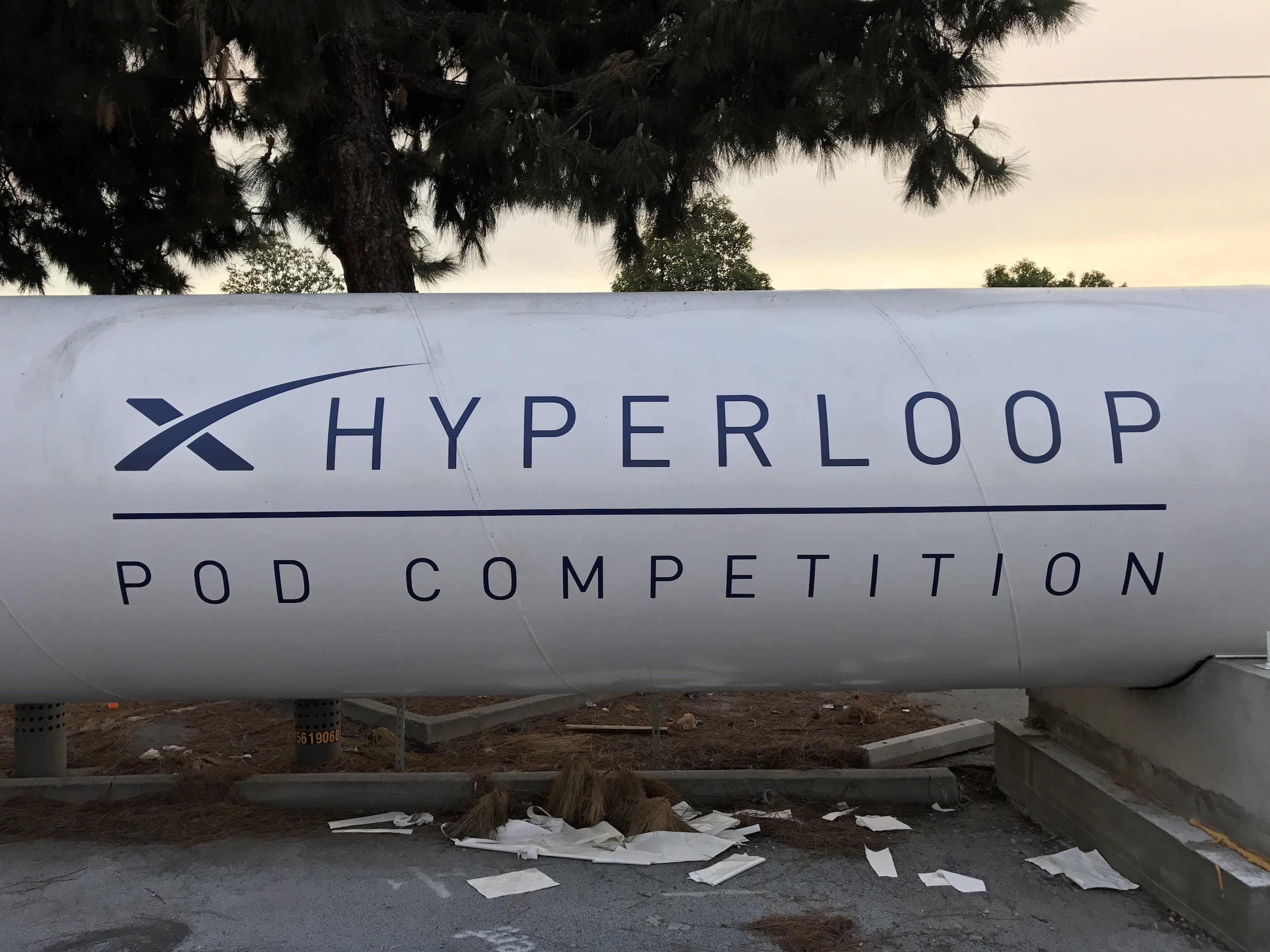 Image result for spacex hyperloop