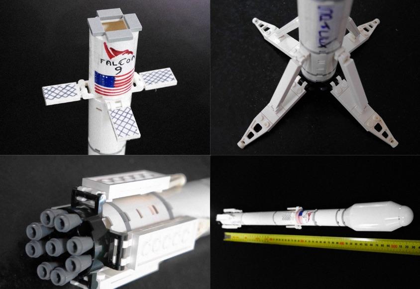 LEGO_SpaceX_Falcon_9