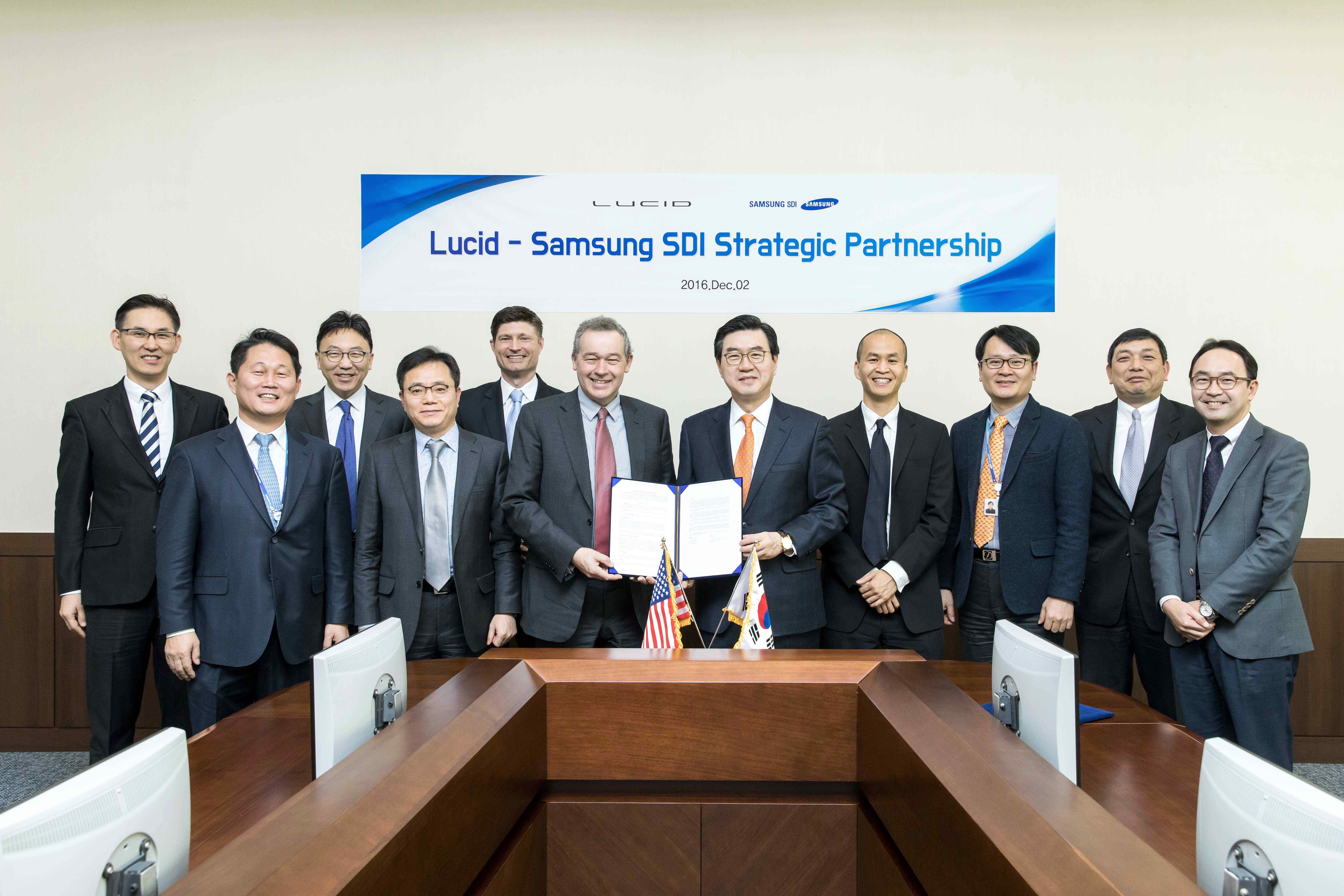 Lucid – Samsung SDI 1