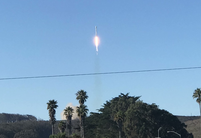 SpaceX-Iridium-Launch-Vandenberg
