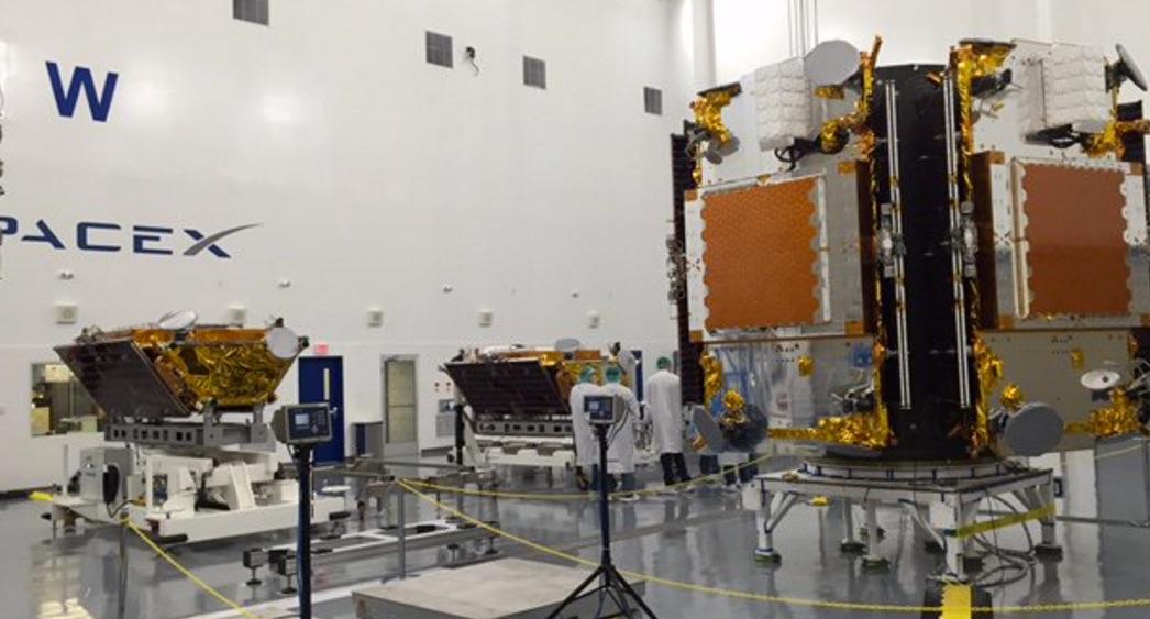 SpaceX-Iridium-satellites-Falcon-9